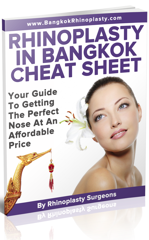 rhinoplasty in bangkok cheat sheet